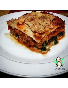 Lasagna vegana c/ salsa Bechamel