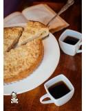 Apple crumble - Pastel de Manzana