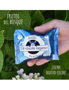 "Alfajor ""Rincón vegano"" Black chocolate"